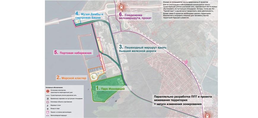 Новые объекты вблизи станции «Горской» станут центром притяжения туристов